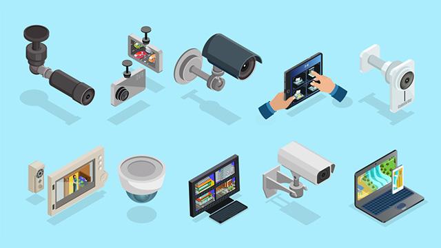 انواع دوربین مداربسته و کاربردهای کارآمد آنها