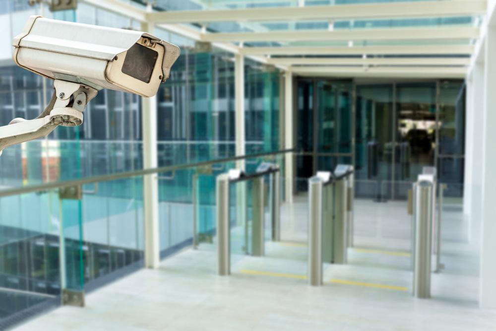 دوربین مداربسته در مکانهای پر رفت و آمد